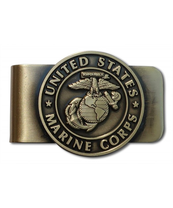 Marine Corps USMC Money Clip