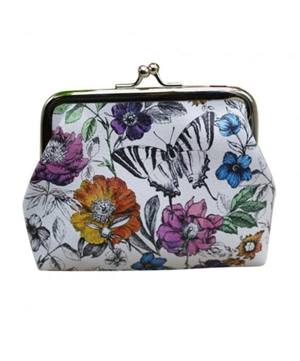 Wallet toraway Vintage Butterfly Handbag