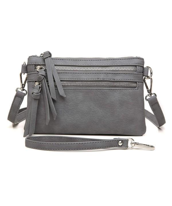 Aitbags Multi Zipper Crossbody Lightweight Functional