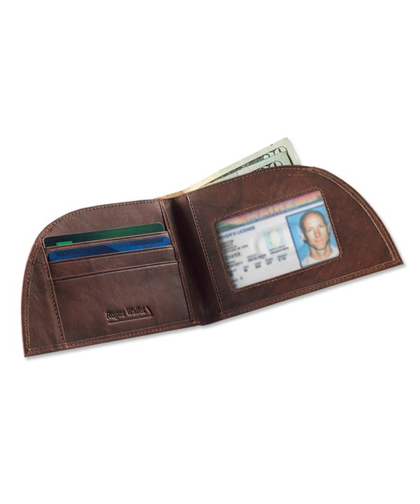 Orvis 3L7E0200 Leather Front pocket Wallet