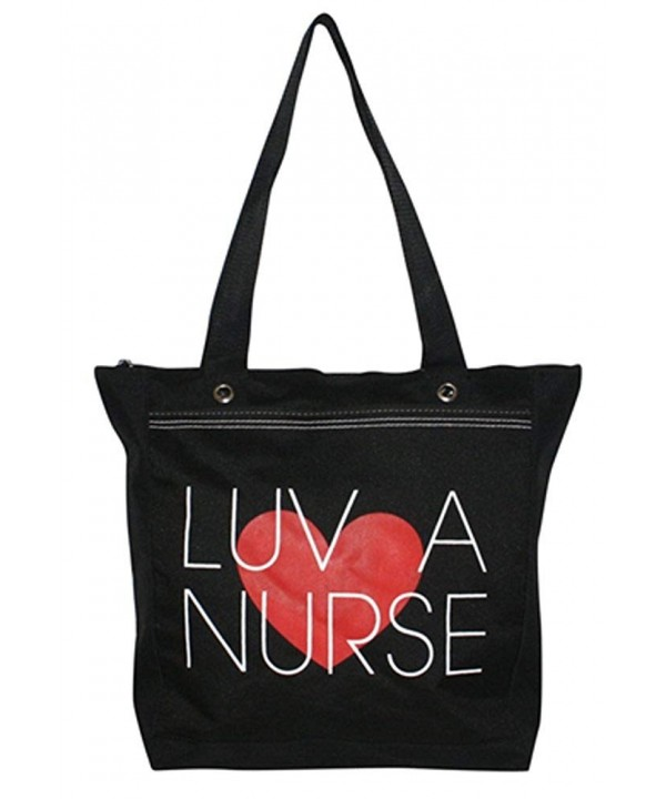 Luv Nurse Fashion Tote Bag