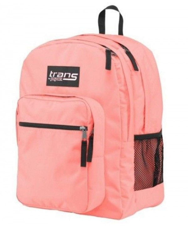 Trans Jansport Backpack Supermax Pansy