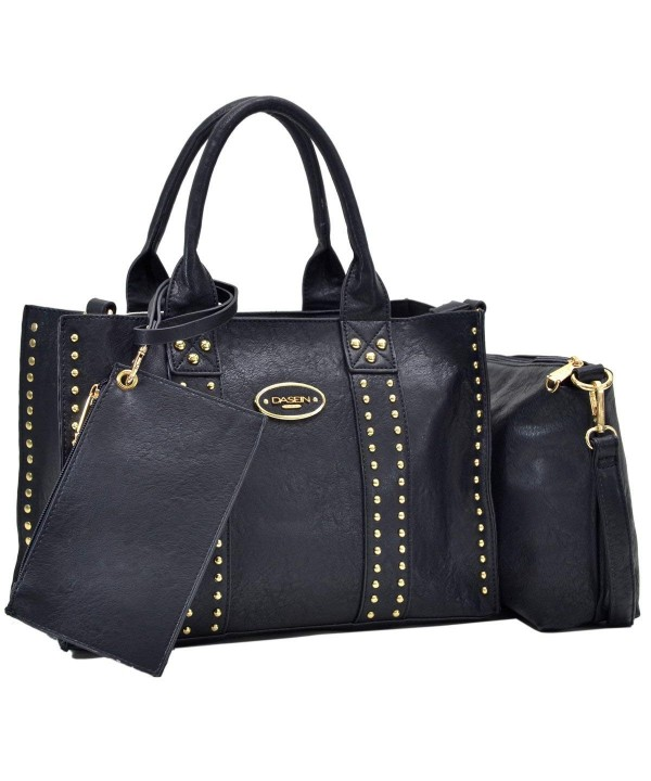 Dasein Designer Satchel Handbag Shoulder