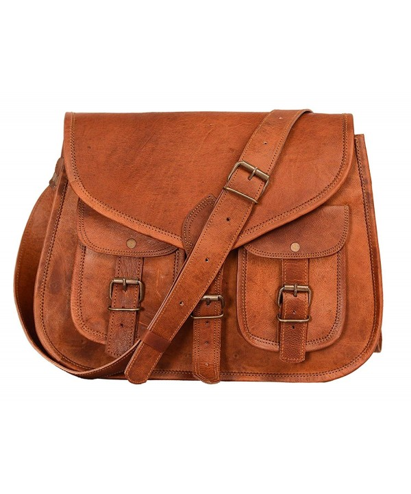 Satchel Artishus genuine Crossbody Shoulder