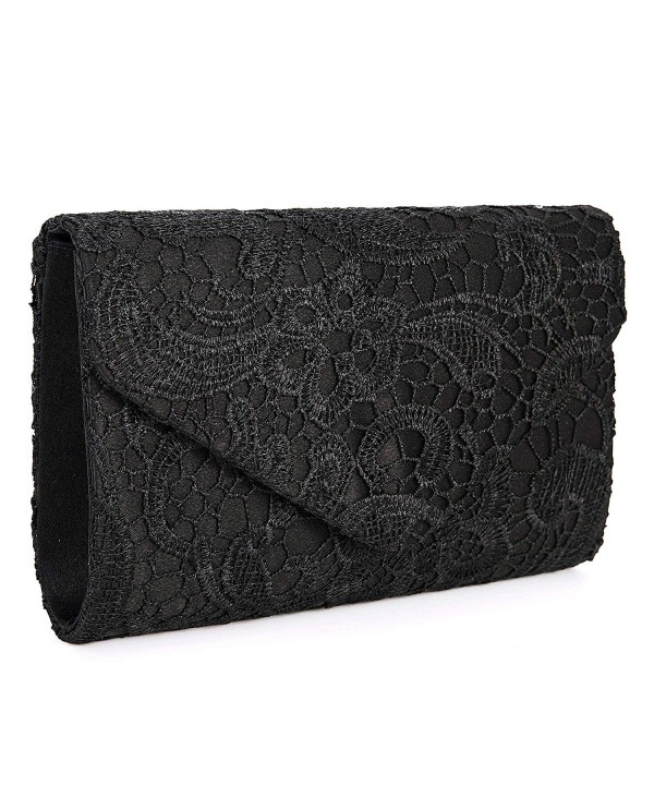 Lifewish Elegant Envelope Evening Handbag