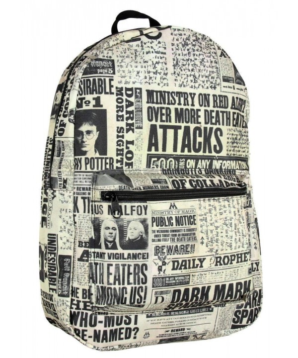 Potter Backpack Prophet Newspaper Undesirable