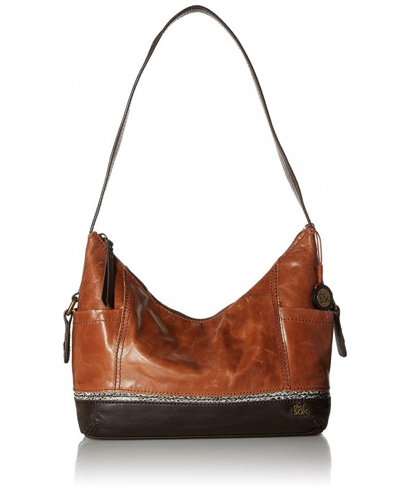 Sak Kendra Shoulder Brown Snake