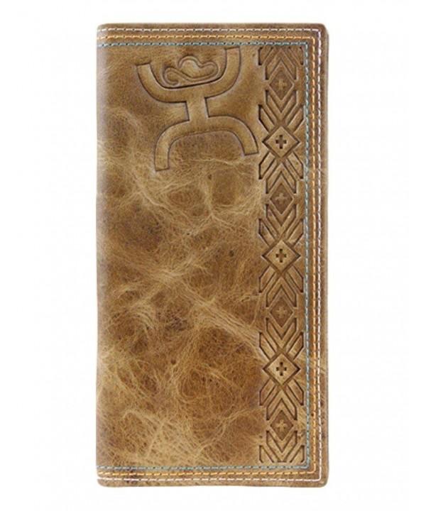 Hooey Chestnut Wallet Pattern 1700137W5