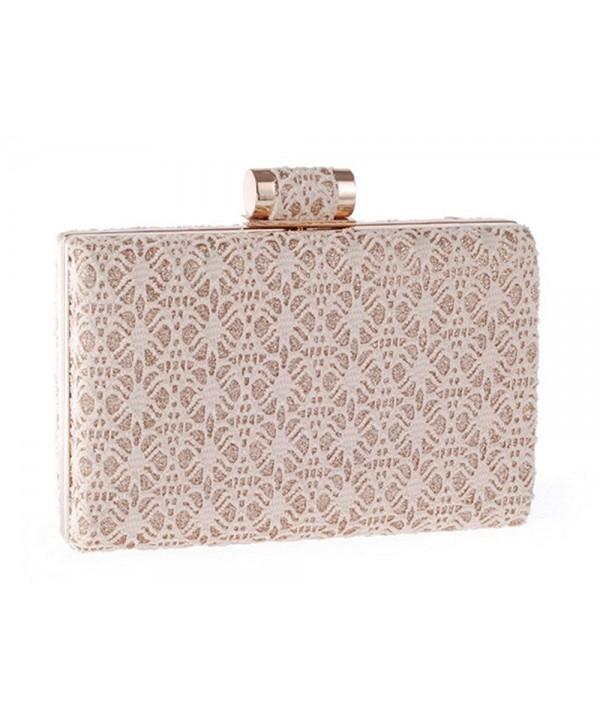 Glittering Evening Vintage Wedding Handbag