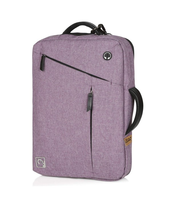 ELESAC convertible briefcase backpack READER