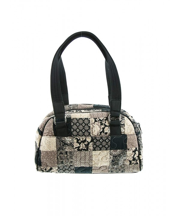 Donna Sharp Shoulder Travel Handbag