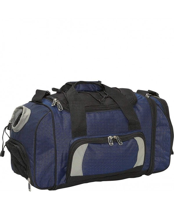 Russell Deluxe Duffle Royal Black