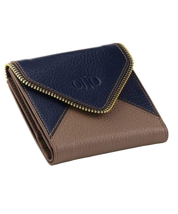 OTTO Genuine Leather Envelope Wallet