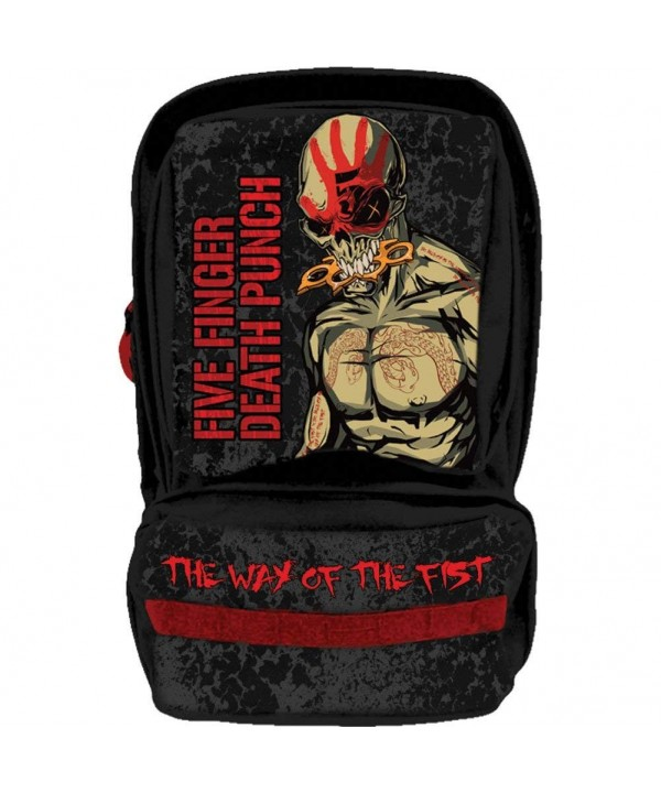 Five Finger Death Punch Backpack