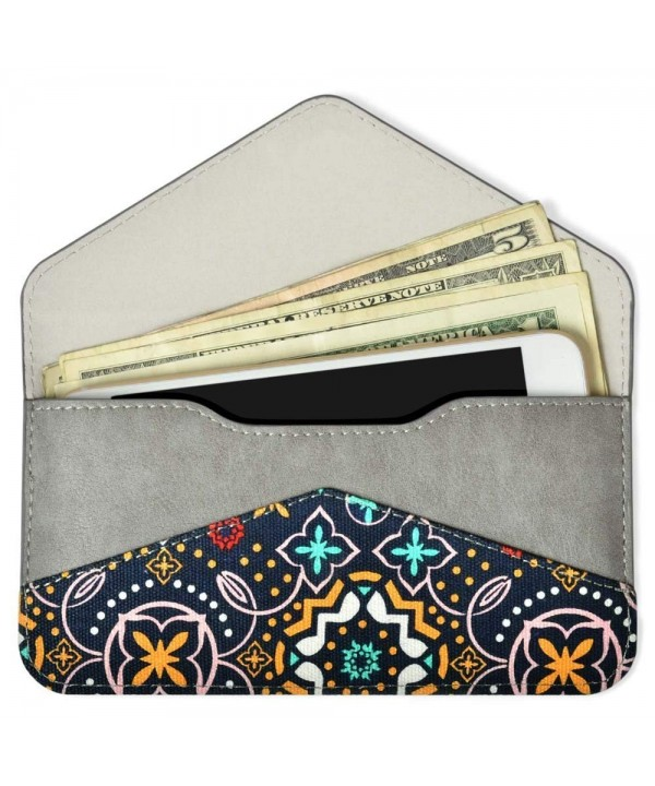 Womens Wallet Envelope Credit Holder