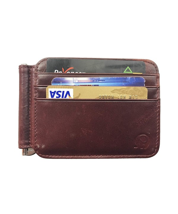 Lionpapa Bifold Pocket Wallet Leather