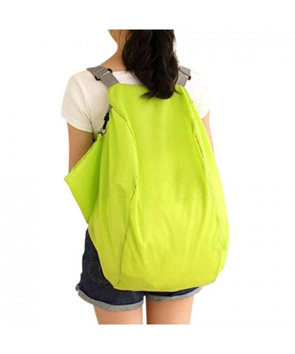 WITERY Crossbody Foldable Shoulder Backpack
