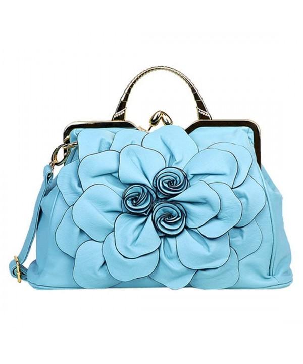 9156qianlan Evening Clutches Handbags Crossbody