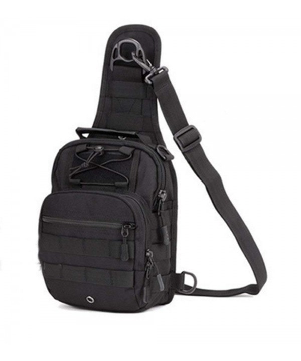 Lce gods Multi function outdoor Black