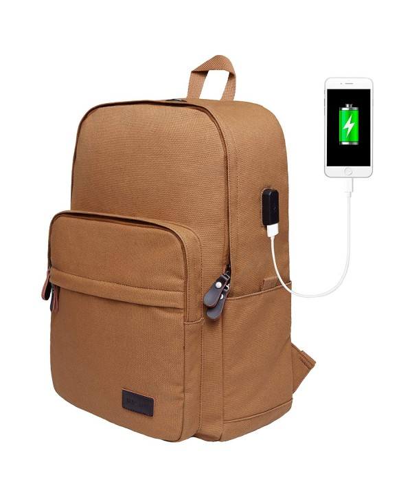 RUN ANT Backpack Charging Notebook
