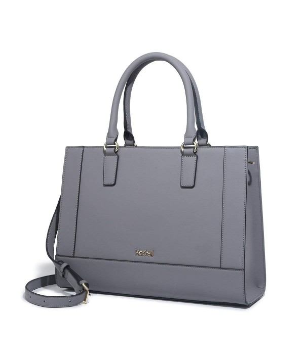 Kadell Capacity Leather Handbags Shoulder