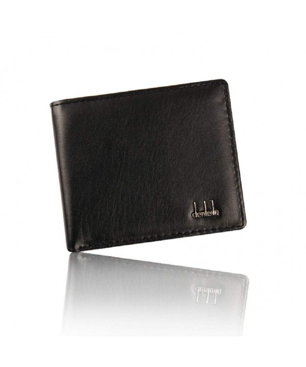 Mandy Leather Wallet Credit Pockets