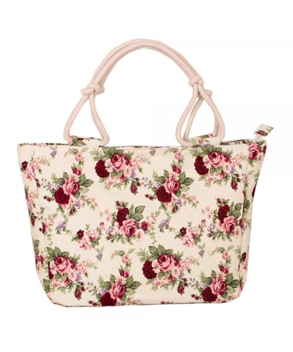 WongSinTong Womens Flower Handbag Shoulder