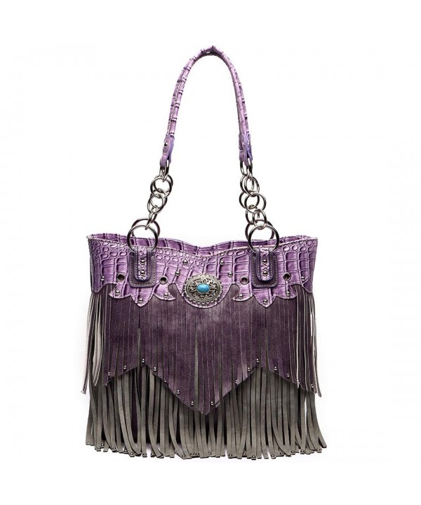 Western Handbag Concealed Country Shoulder
