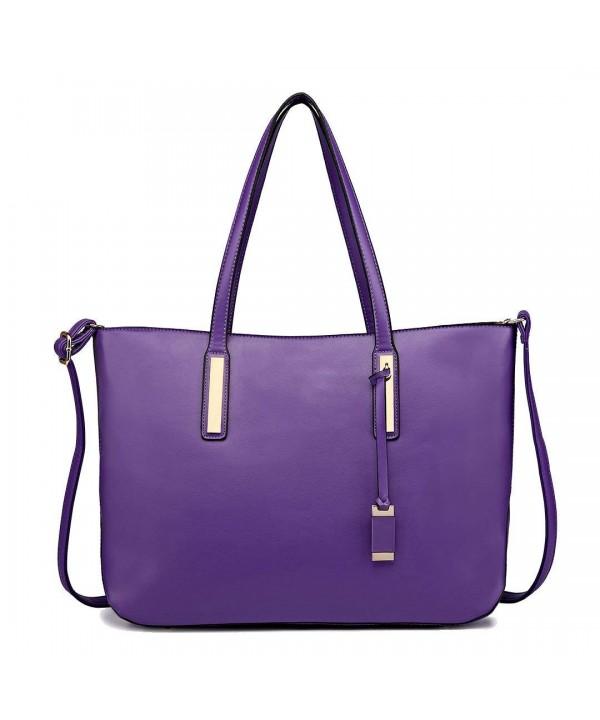 Miss Lulu Handbags Shoulder Synthetic