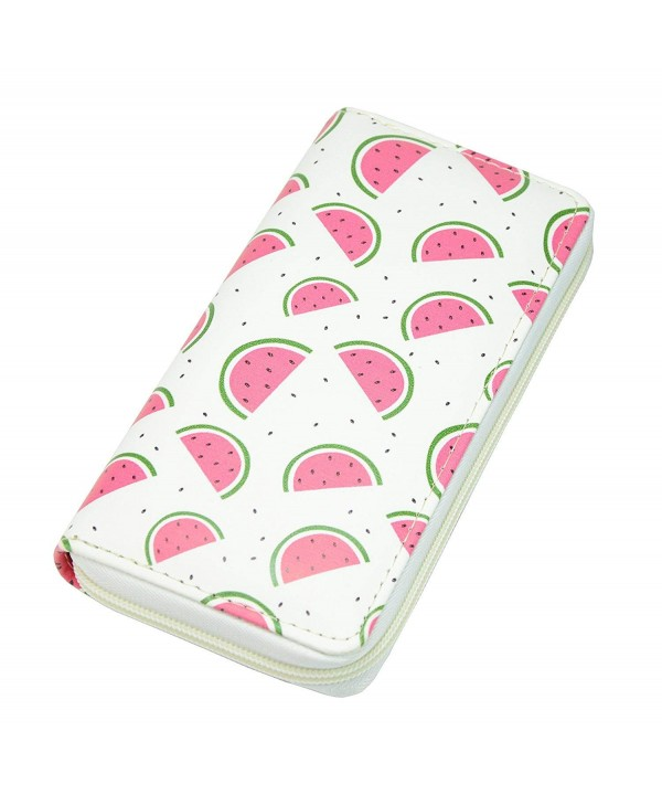 Ecohaso Womens Watermelon Pineapple Pattern