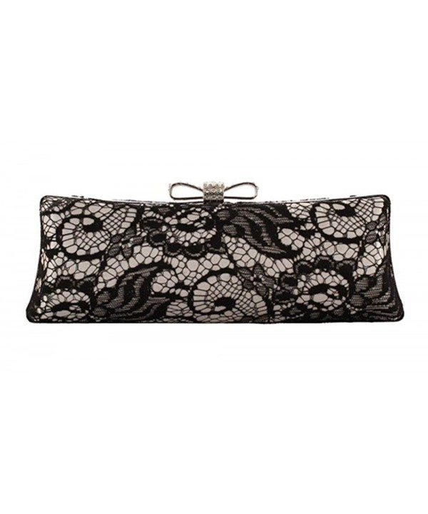 Vintage Evening Handbag Clutch Bowknot