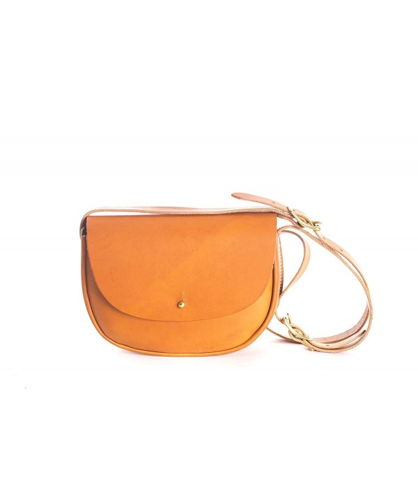 English Leather Handmade Adjustable Shoulder
