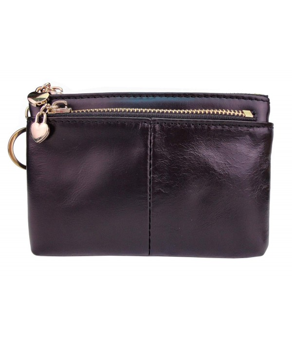 Womens Genuine Leather Wallet Ladies
