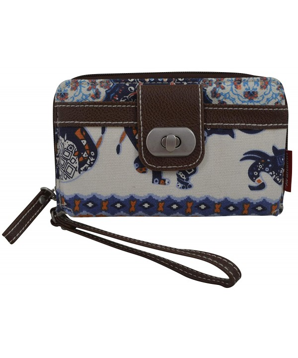 Unionbay Boho Mini Clutch Elephant