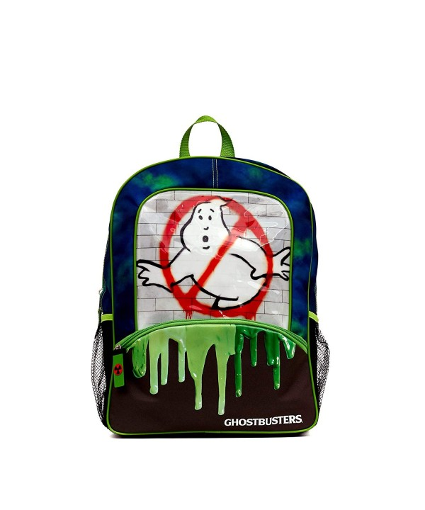 Ghostbusters Ghost Slimer Inch Backpack