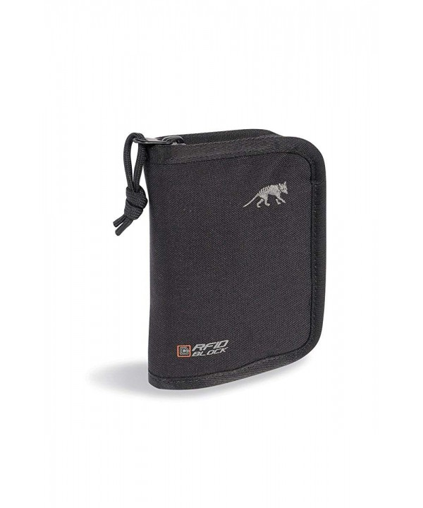 Tasmanian Tiger Rfid Wallet Black