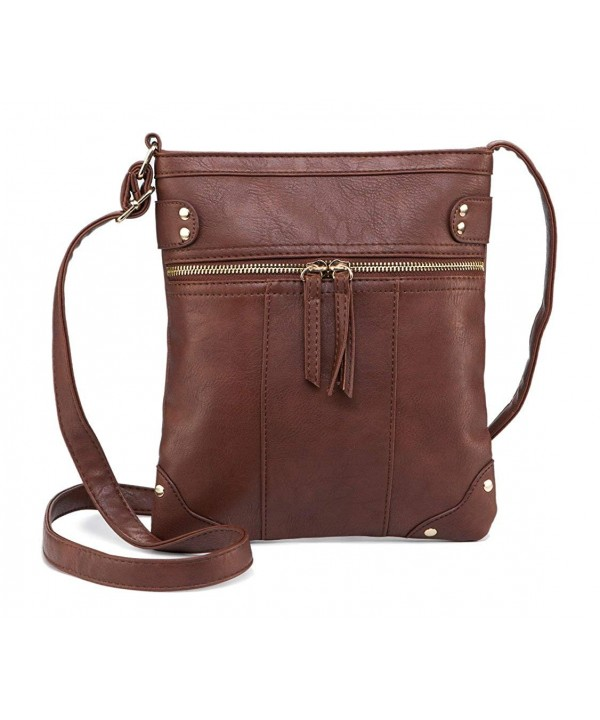 ilishop Fashion Leather Classic Crossbody